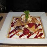 un des desserts