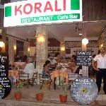 Photo de Korali Restaurant