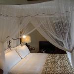 Bed room at Tiensin Bungalow