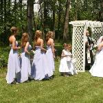 Have a beautiful wedding at the farm