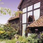 Becketts front garden
