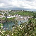 A couple of miles away Port Isaac