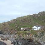 NT Cafe in Kynance Cove