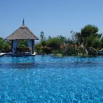 Pool und eigenes Haus für sonenbaden