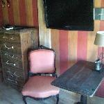 Desk in Le Cormier Room