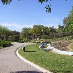 Parque de las americas de Motril