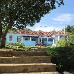 Joab's House - photo taken from beach