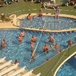 pool at bonamar