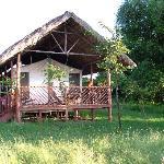 Zelt-Lodge