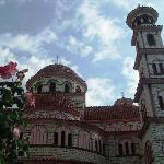 Orthodox Cathedral, center of town