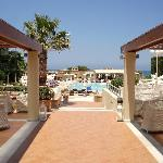 terrasse hotel
