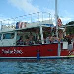 SadieSea day charter to Water Island