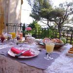 夢のような朝食2