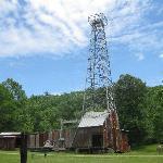 1940's oil well