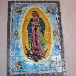 San Xavier Mission Mosaic