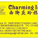 Yangshuo Charming Inn business card
