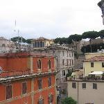 Via Mocenigo from my room window