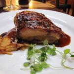Roast Pork at Bumpkin