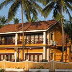 Casa Candolim, Beach Front Block