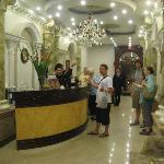 Lobby of Hotel Elegance 3