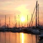 port de santa lucia à 200 m de brise de mer