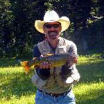 Guided Fishing trips - a great catch!