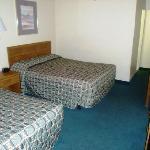 Standard 2-queen bedroom