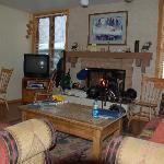 Condo lounge