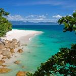 Fitzroy Island Resort - Nudie Beach