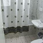 モスクワホテル:浴室