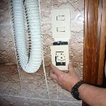 Elektrische Sicherheit im Bad
