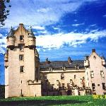 Fyvie Castle 2002