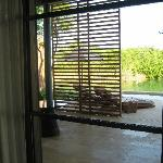 View from Room to the Lagoon