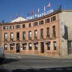 L'hotel du Pont Napoléon