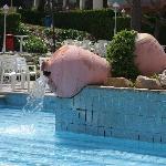 Déco piscine enfant