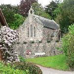 Cofton Church - on site