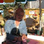 Sonja Painting