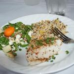 Rockfish Dinner