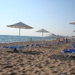 Fantastic  sand  beach.