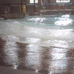 Wave Pool inside.