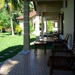 Homestay terraces