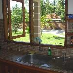 Homestay Kitchen for use by guests