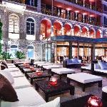Hilton Imperial Dubrovnik The Lounge Bar
