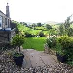 Luxury B&B in the centre of Hawes but in a quiet location with superb views.