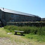 Skomer Island Old Farm Accommodation