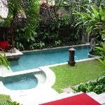 Laki Uma pool