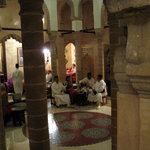 inside Le Ziryab