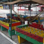 Foosball anyone?