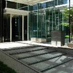 Hotel entrance 02