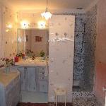Suite Lavande: 1 bagno